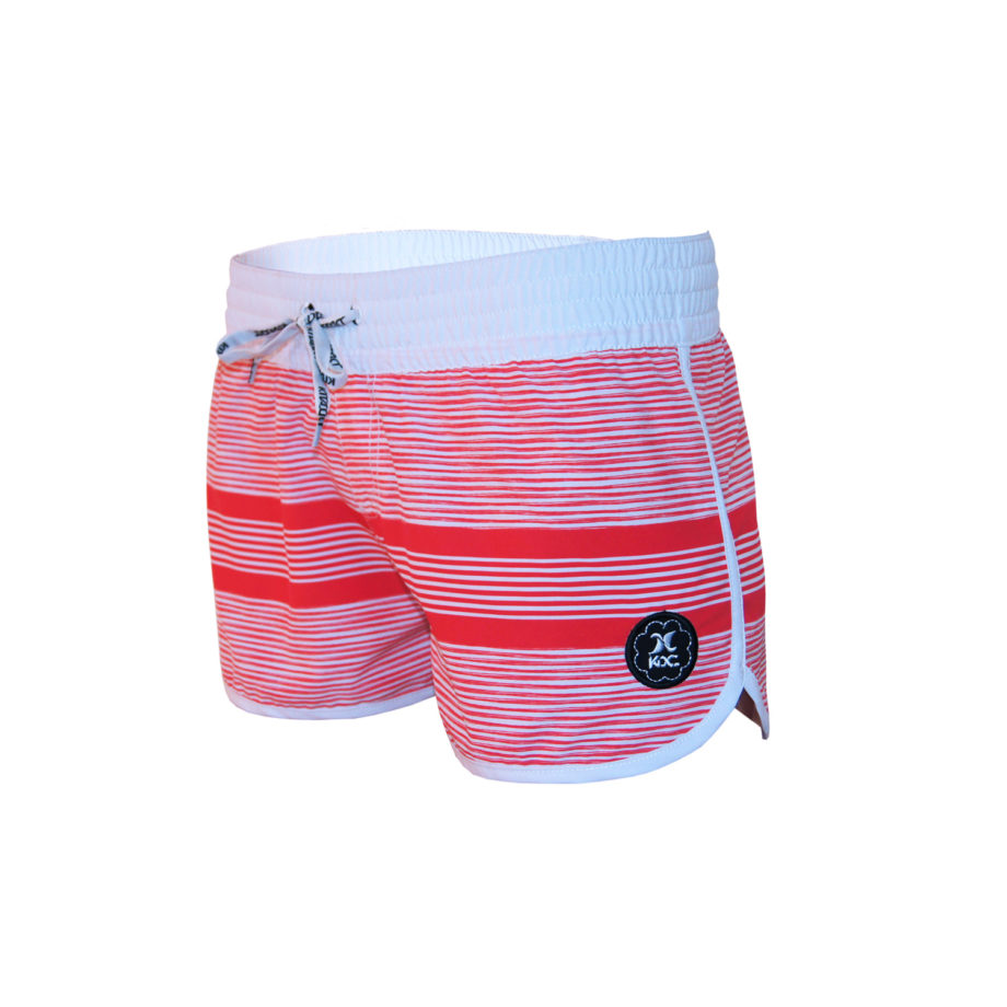 Boardshort KDC surf Marino Red