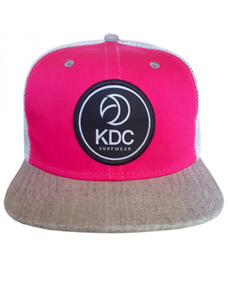 Casquette Snapback KDC Pink