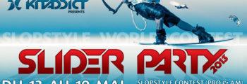 2013 – Slider Party – 3ème Édition