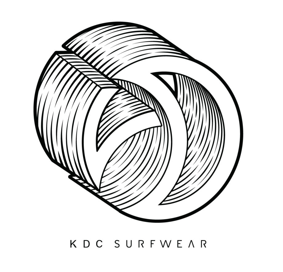 Logo 3D KDC Surfwear