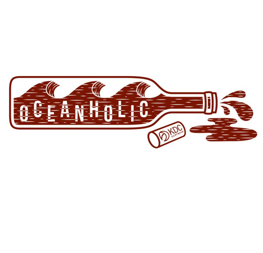 Tshirt KDC OCEANHOLIC