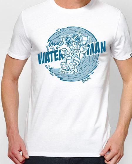 Tshirst KDC waterman
