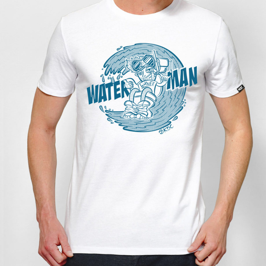 Tshirst KDC waterman