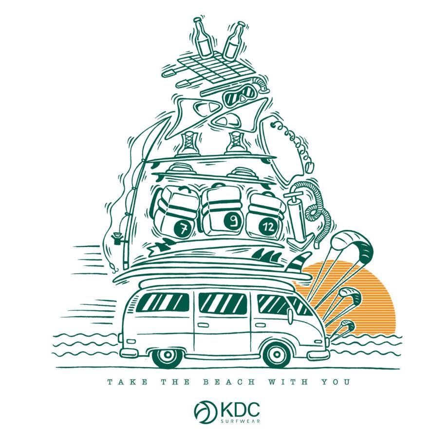 Teeshirt Trip Surf