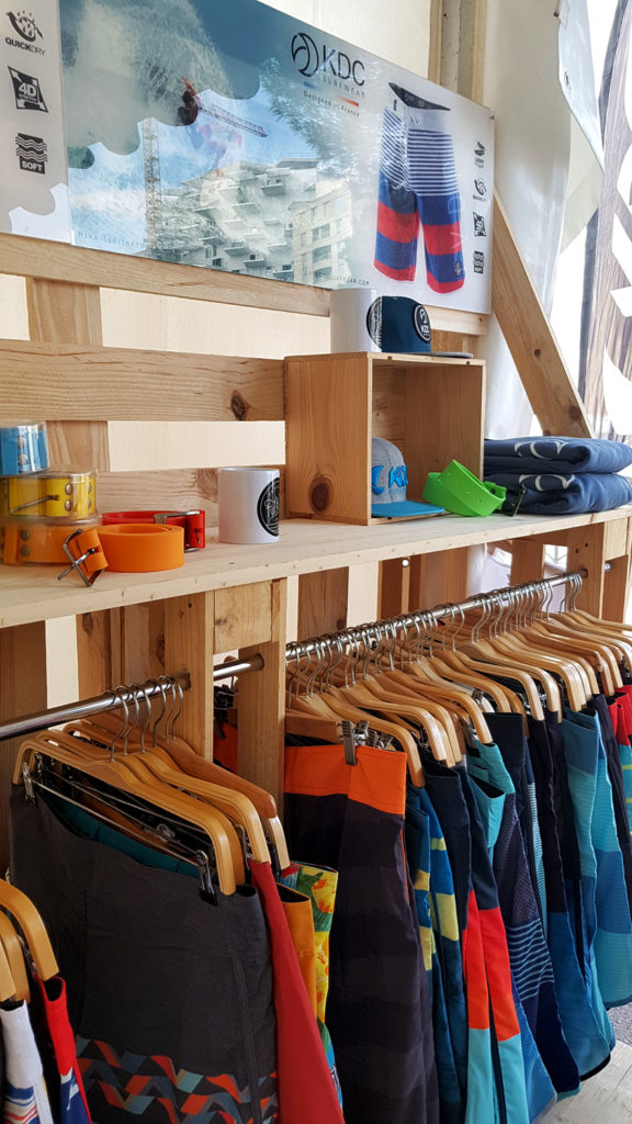 pop store KDC surfwear 1