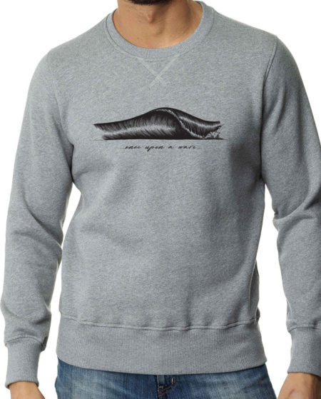 Once Upon A Wave sweatshirt