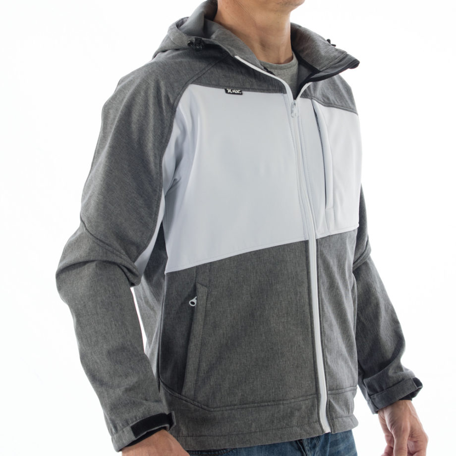 Softshell KDC Windbreak white