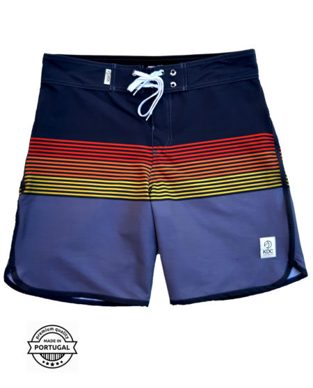 Boardshort surf KDC SUNLIGHT made in europe