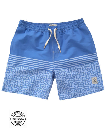 Short de bain eco-responsable KDC