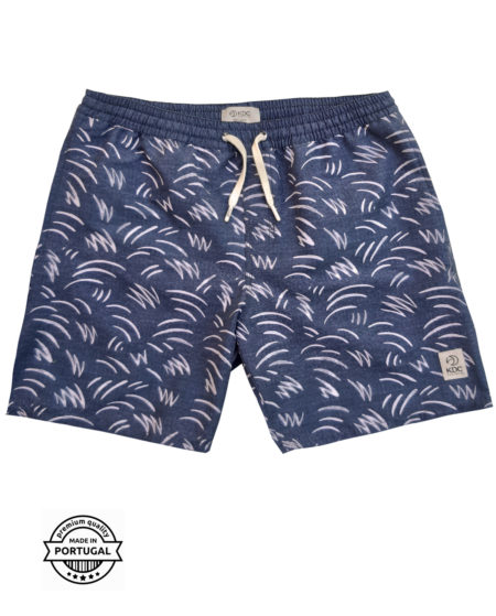 Short de bain KDC ecofriendly fabriqué au portugal