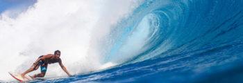 Hira Teriinatoofa KDC team rider devient l'entraîneur de l'équipe de France de surf