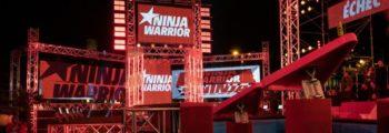 KDC dans Ninja Warrior sur TF1