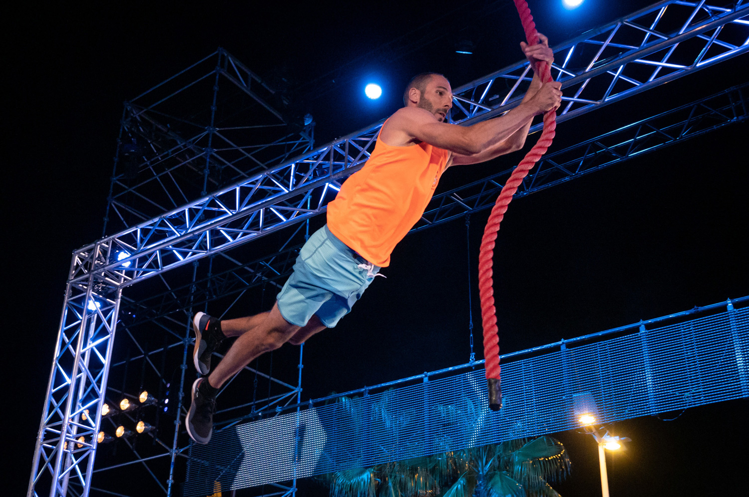 Ninja Warrior KDC