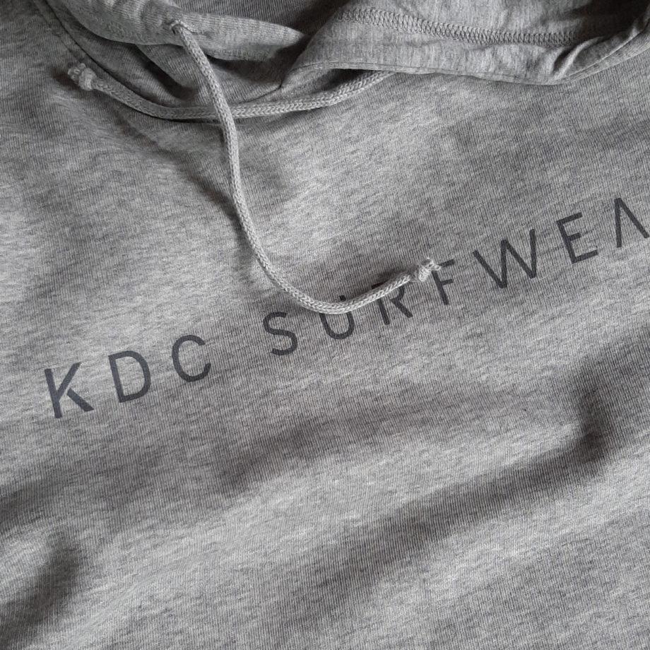 Logo sweat à capuche surfwear