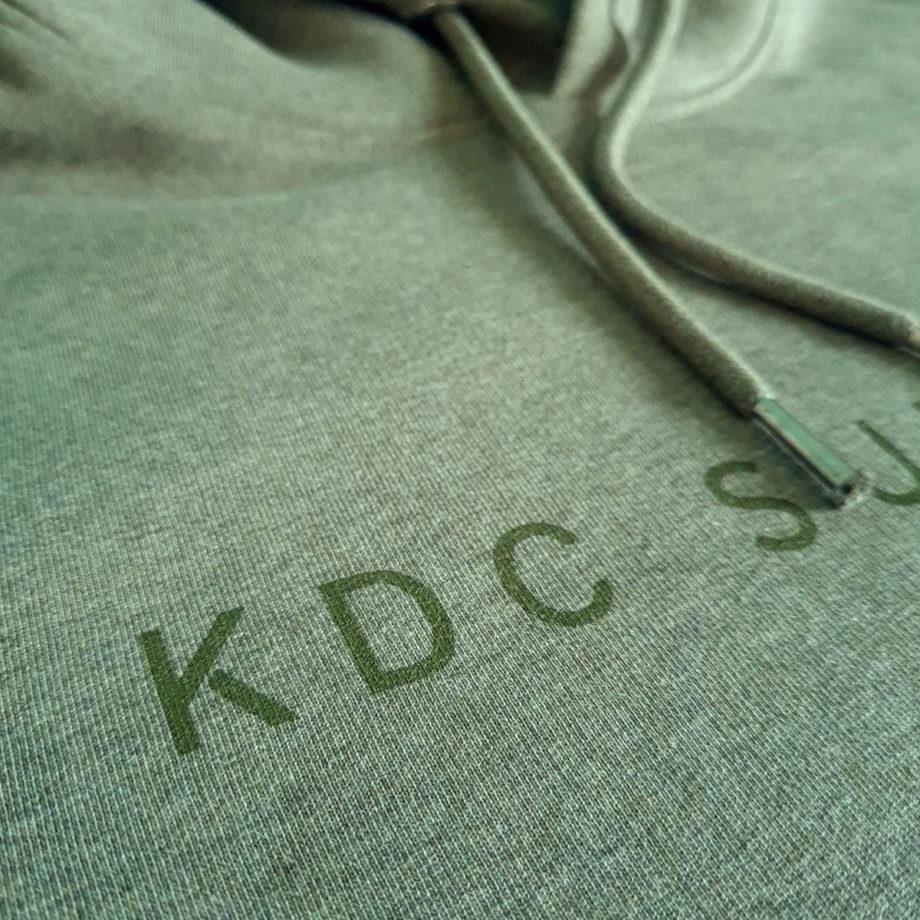 Hoodie KDC greenz logo