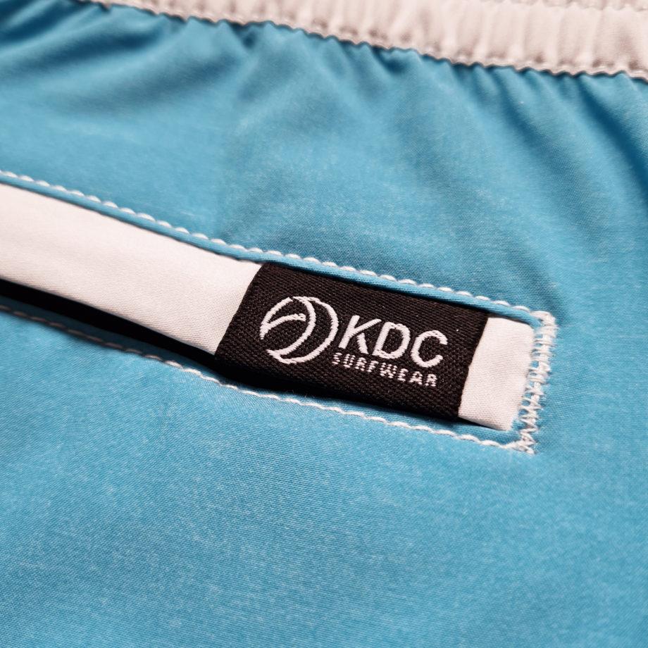 Boardshort femme recyclé poche arrière