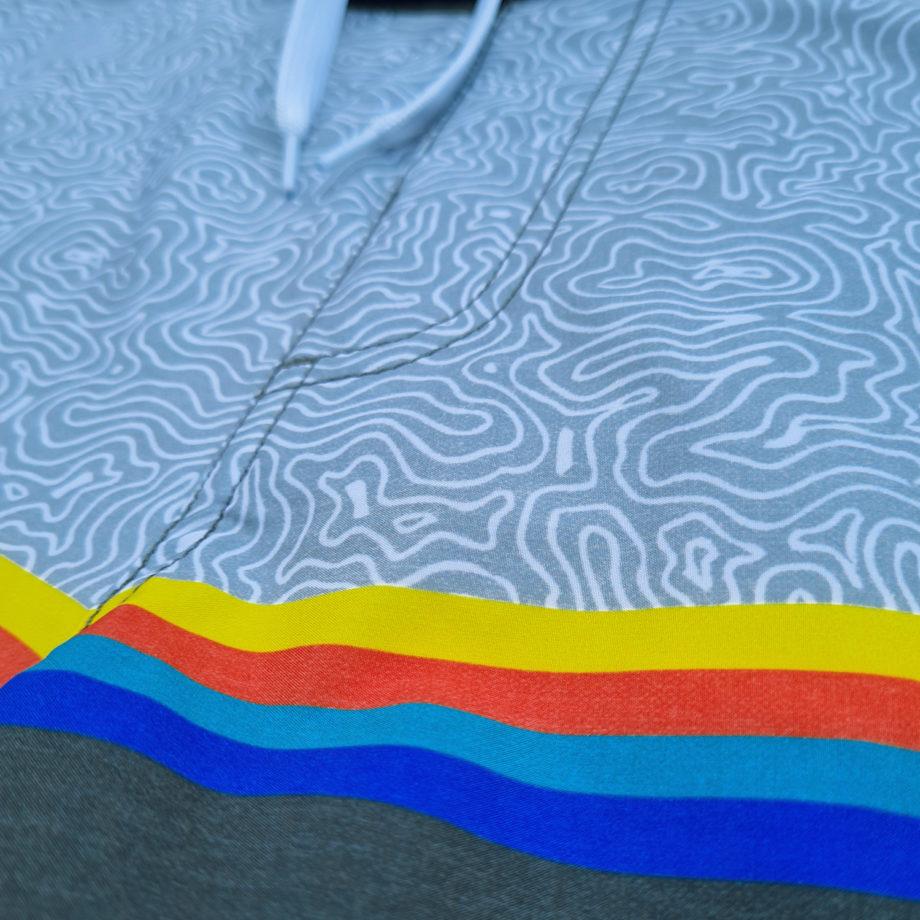 Boardshort de surf 20inch PET recyclé