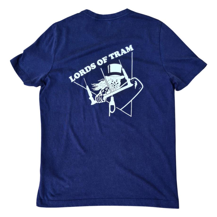 Tshirt Lords of Tram back